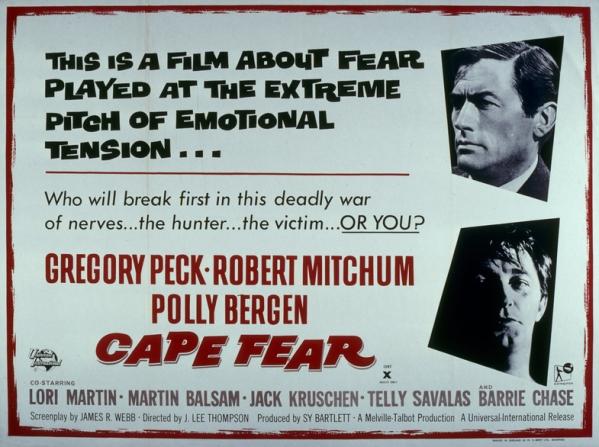 Gregory Peck, Robert Mitchum