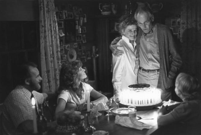 Jane Fonda, Katharine Hepburn, Henry Fonda