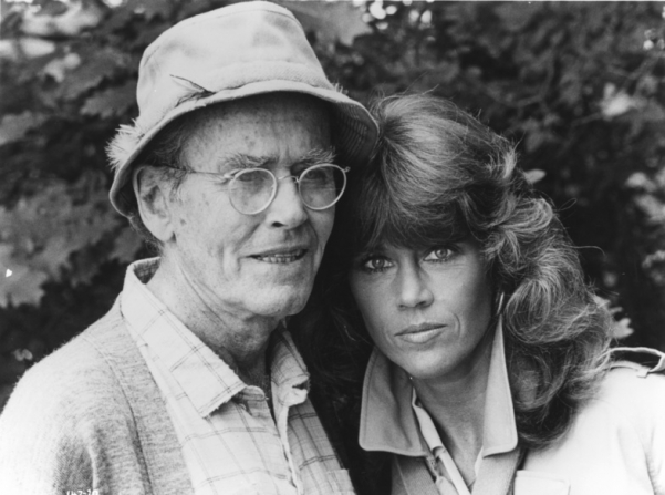 Henry Fonda, Jane Fonda