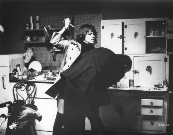 Jane Fonda, Donald Sutherland