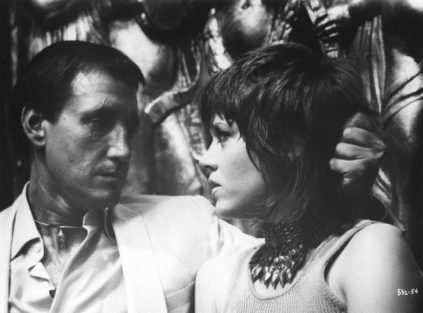 Roy Scheider, Jane Fonda