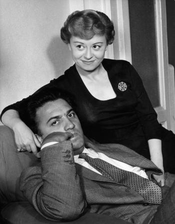 Federico Fellini, Giulietta Masina