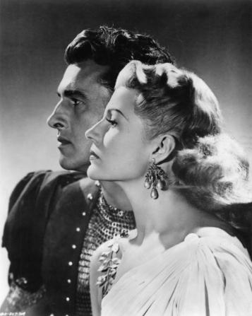 Stewart Granger, Rita Hayworth