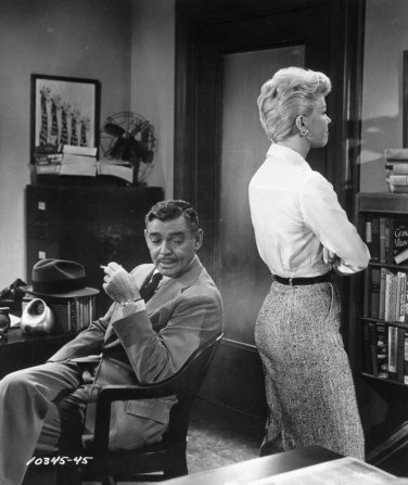 Clark Gable, Doris Day