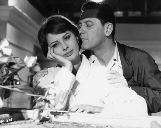 Sophia Loren, William Holden