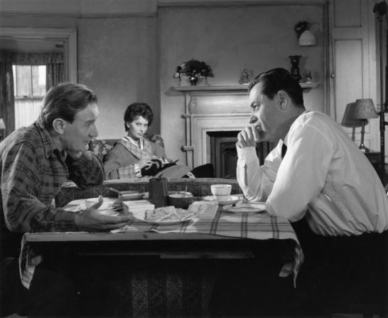 Trevor Howard, Sophia Loren, William Holden
