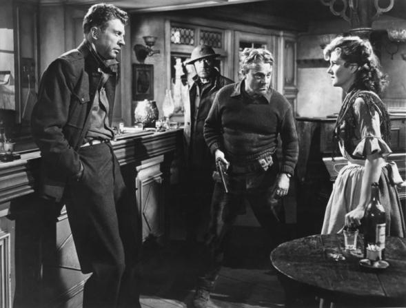 Dan Dailey, James Cagney, Corinne Calvet