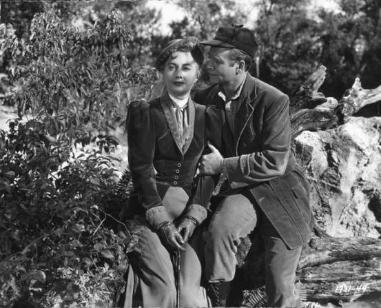Barbara Stanwyck, Lyle Bettger