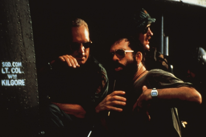 Robert Duvall, Francis Ford Coppola