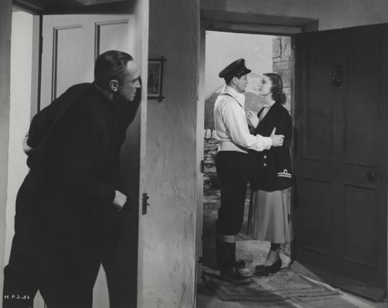 Conrad Veidt, Sebastian Shaw, Valerie Hobson
