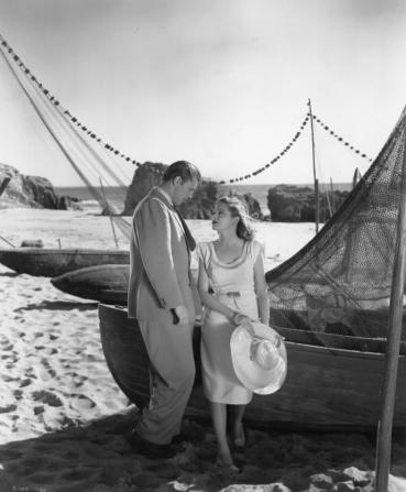Robert Mitchum, Jane Greer