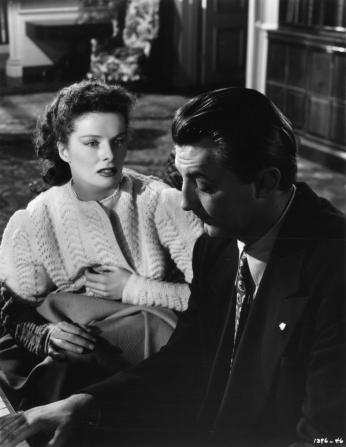 Katharine Hepburn, Robert Mitchum