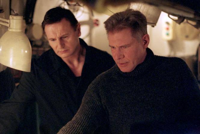 Liam Neeson, Harrison Ford