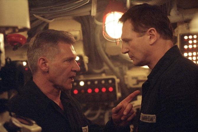Harrison Ford, Liam Neeson
