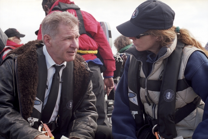 Harrison Ford, Kathryn Bigelow