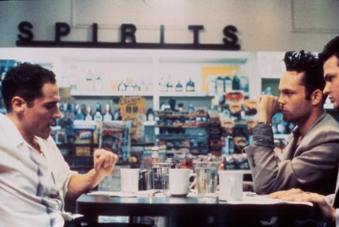 Jon Favreau, Vince Vaughn