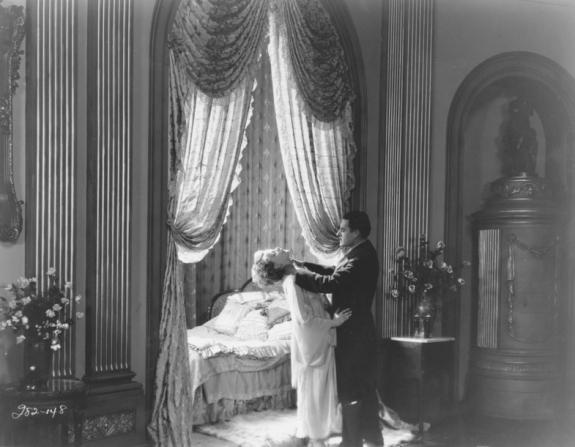 Greta Garbo, John Gilbert