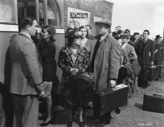 Jack Warner, Kathleen Harrison