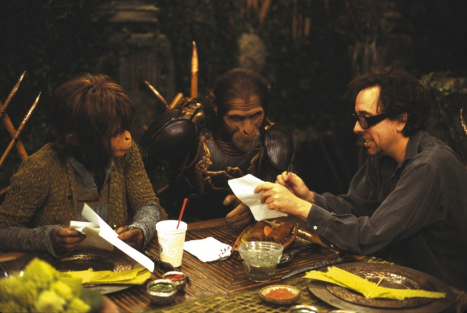 Helena Bonham Carter, Tim Burton, Tim Roth