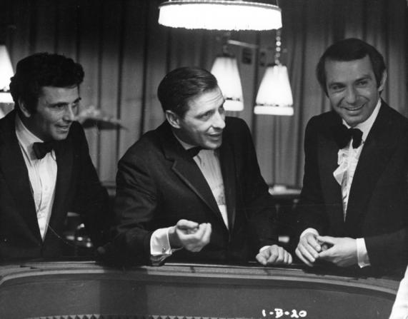 Peter Falk, John Cassavetes, Ben Gazzara