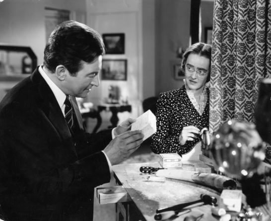 Claude Rains, Bette Davis