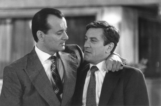 Bill Murray, Robert De Niro
