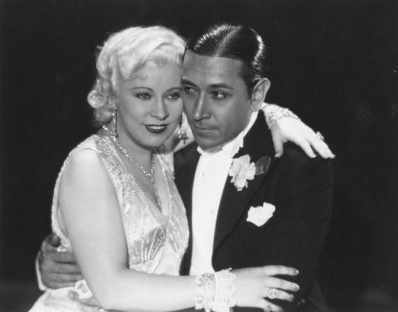 Mae West, George Raft