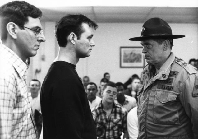 Harold Ramis, Bill Murray, Warren Oates