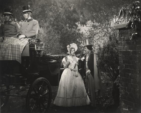 Diana Wynyard, John Gielgud