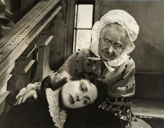 Yvonne Mitchell, Mary Jerrold