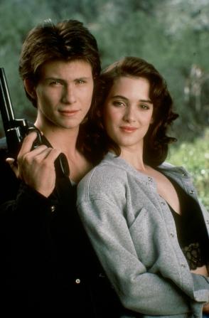 Christian Slater, Winona Ryder