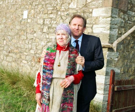 Peter Davison, Madaleine Moffatt