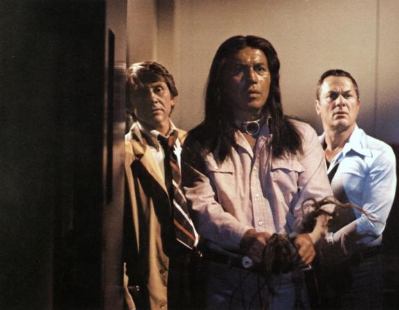 Jon Cedar, Michael Ansara, Tony Curtis