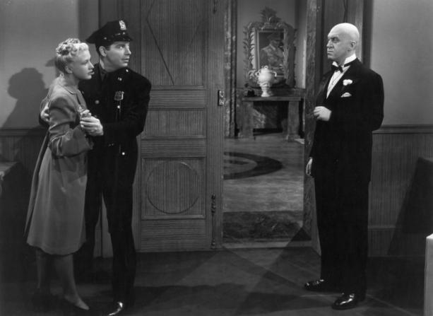 Poldi Dur, Milton Berle, Otto Preminger