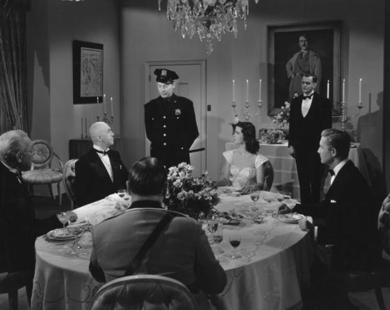 Otto Preminger, Milton Berle, Joan Bennett