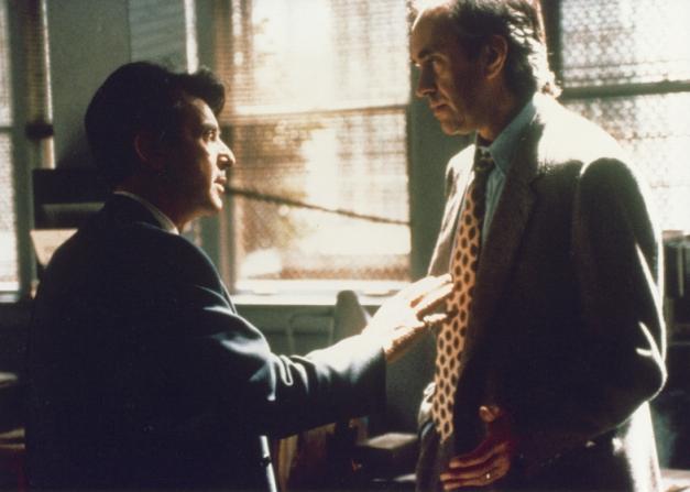 Al Pacino, Jonathan Pryce