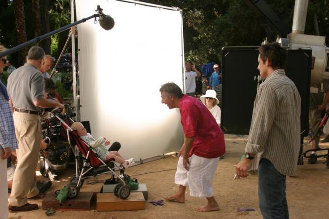 Dustin Hoffman, Ben Stiller