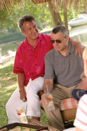 Dustin Hoffman, Robert De Niro
