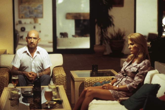 Ben Kingsley, Julianne White
