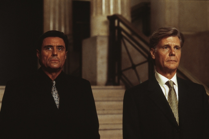 Ian McShane, James Fox