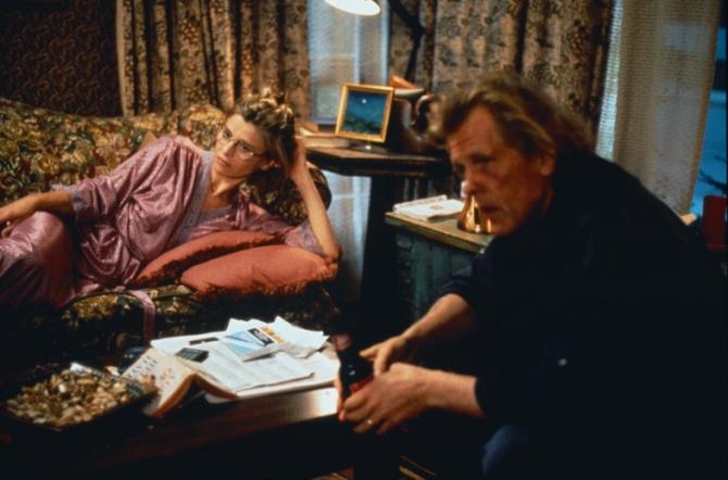 Nick Nolte, Julie Christie