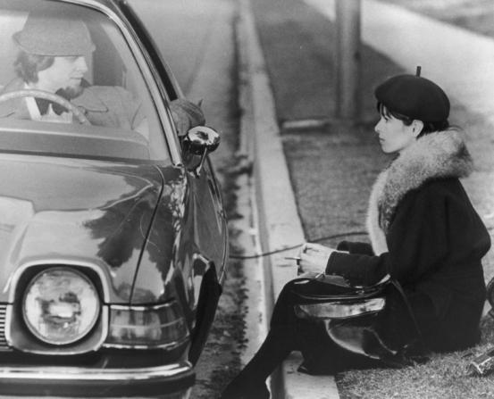 Keith Carradine, Geraldine Chaplin