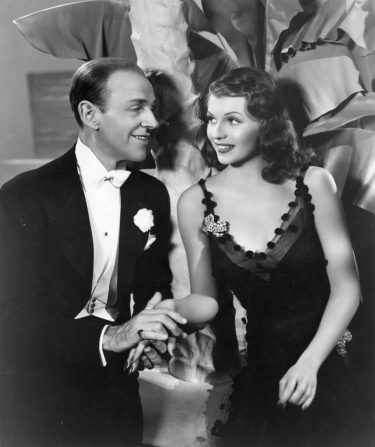 Fred Astaire, Rita Hayworth