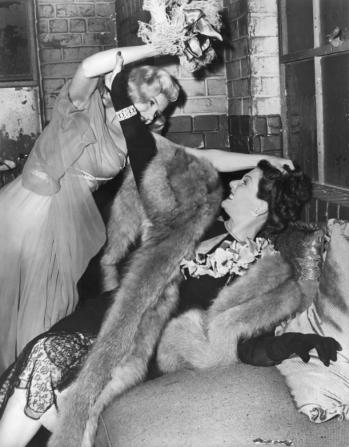 Marilyn Monroe, Marjorie Hoshelle