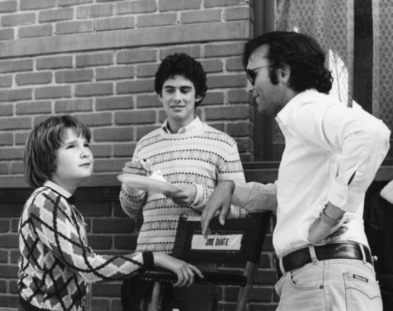 Corey Feldman, Zach Galligan, Joe Dante