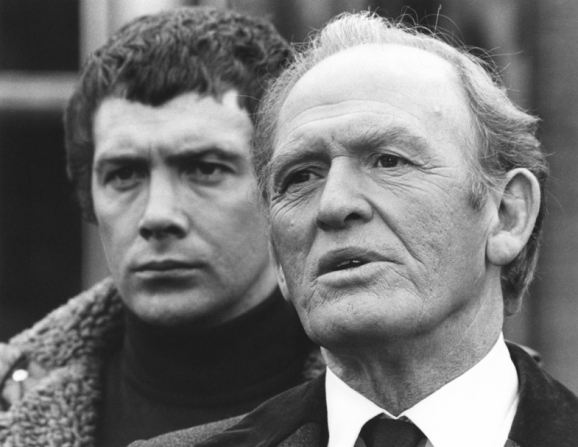Lewis Collins, Gordon Jackson