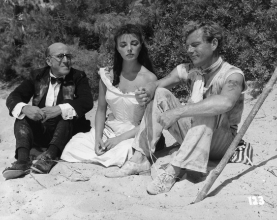 Robertson Hare, Joan Collins, Kenneth More