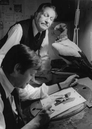 Richard Williams, Vincent Price