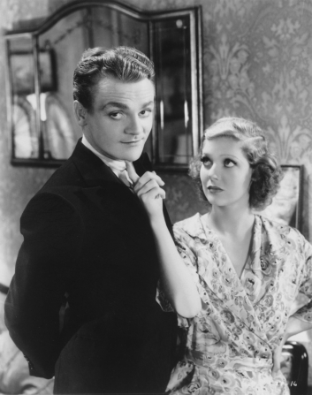 James Cagney, Loretta Young