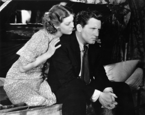Loretta Young, Spencer Tracy